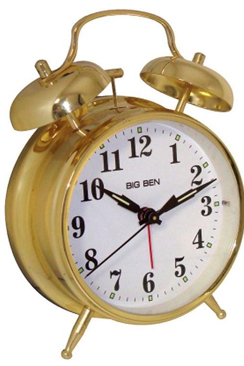 Double Bell Top Alarm Clock Rental