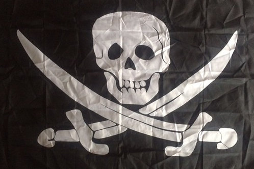 Pirate Flag Rental
