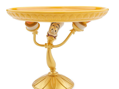 Beauty and the Beast Lumiere Cake Stand Rental
