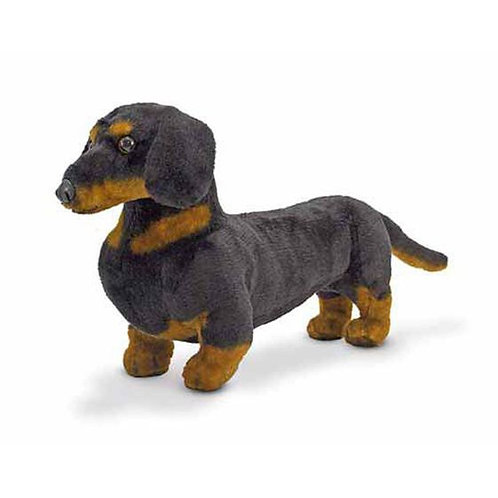 Dachshund Plush Dog Rental