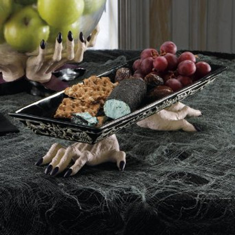 Spooky Witch's Hands Serving Tray Rental
