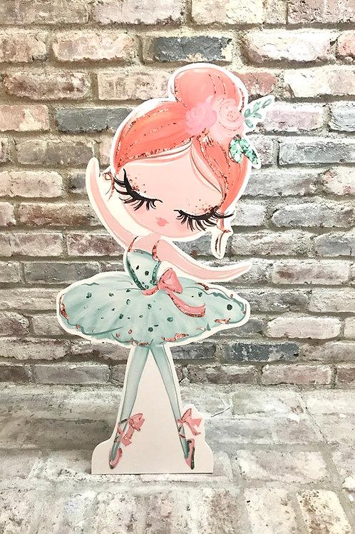 Ballerina Standee Rental