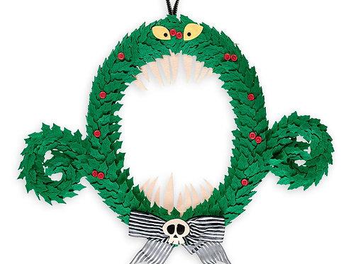 The Nightmare Before Christmas Monster Wreath Rental