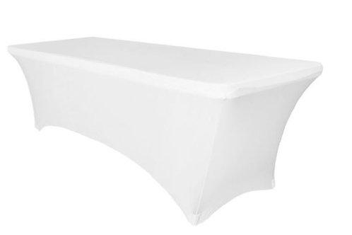 Spandex Rectangular Tablecloth Rental