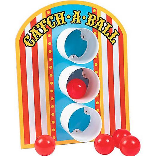 Carnival Ball Game Rental