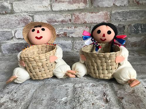 Los Niños Canasta (basket) Rental