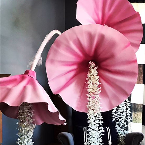 Giant Bell Flower Rental