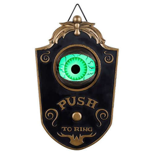 Evil Eye Doorbell Rental