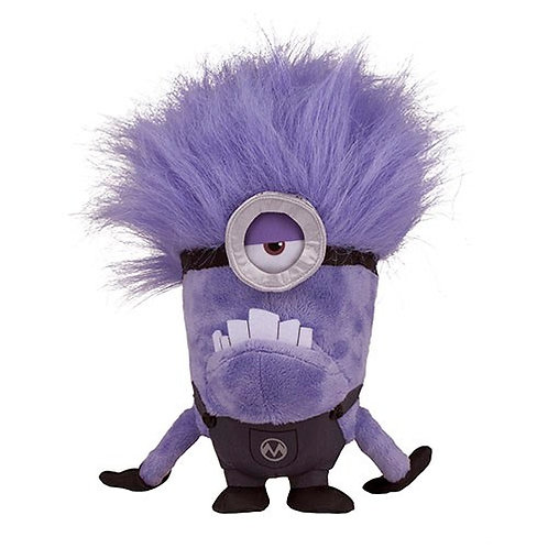 One-Eye Purple Minion Plush Rental