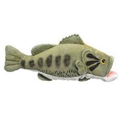 Wild Life Large Mouth Bass Plush Rental