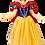 Thumbnail: 5ft Tall Snow White Prop Rental