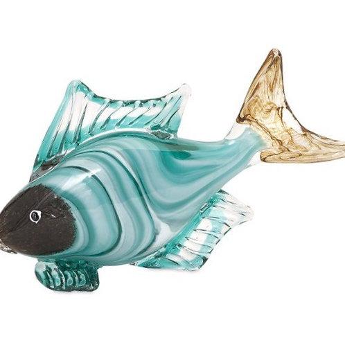 Glass Fish Statuary Figurine Rental
