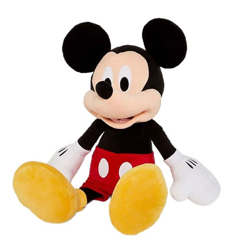 Mickey Mouse Large Plush Rental