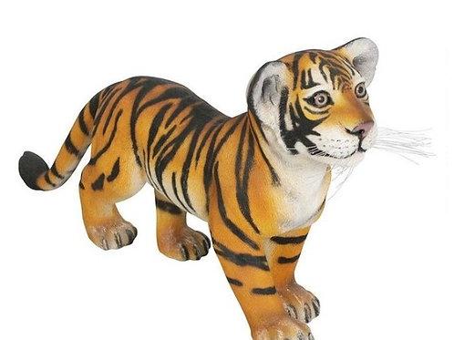 Tiger Cub Statue Rental
