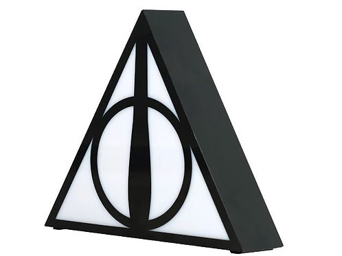 Harry Potter Deathly Hallows Lamp Rental