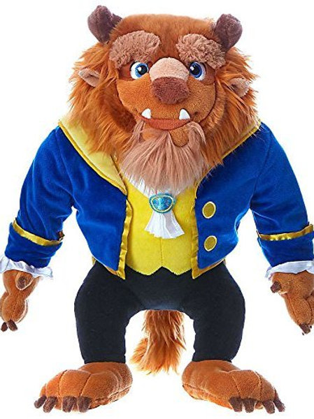 Beauty and the Beast – Beast Plush Rental