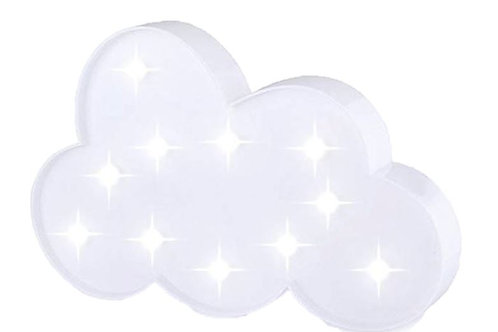 Lighted Cloud Sign Marquee Rental