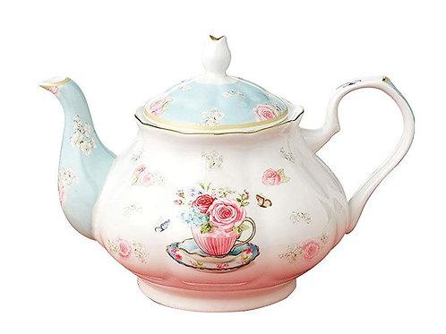 Vintage Cupcake Teapot Rental