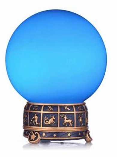 Tarot Light Up Crystal Ball Rental