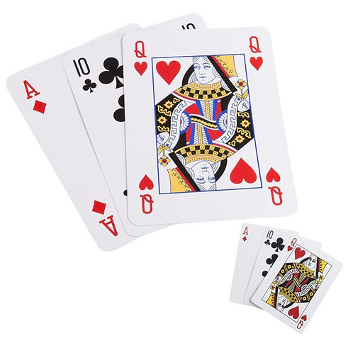 Jumbo Cards Rental