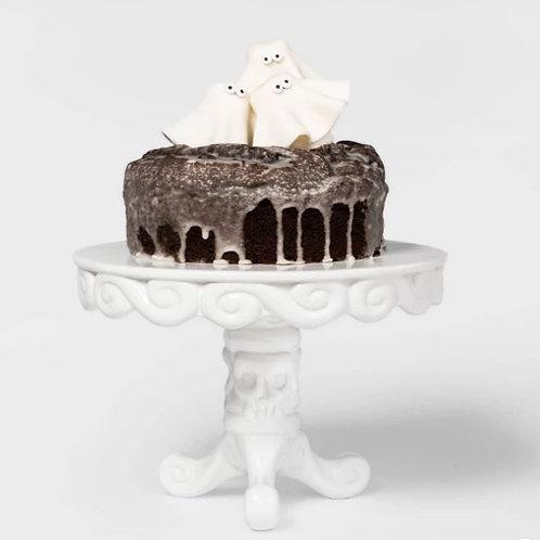 Skull Cake Stand Rental