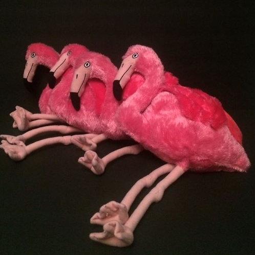 Small Flamingos Set - Rental