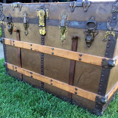 Large Old Chest Rental