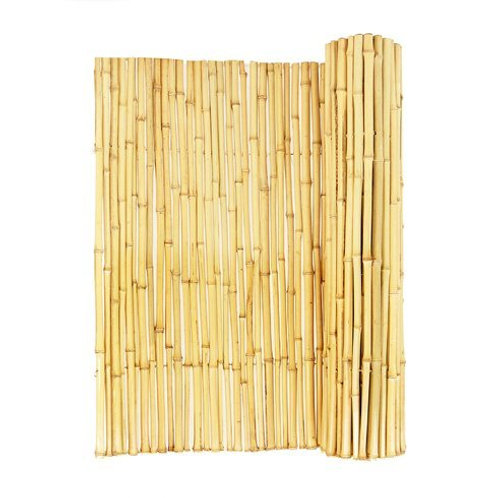 Bamboo Backdrop with Frame Rental