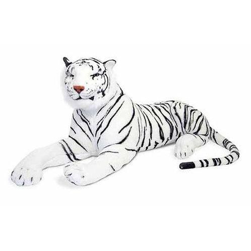White Tiger Giant Plush Animal Rental