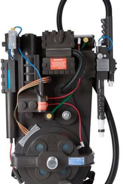Ghostbusters Light-Up Deluxe Replica Proton Pack - Rental