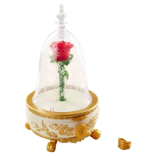 Beauty and the Beast – Enchanted Rose Jewelry Box Rental