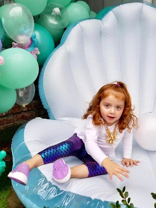 Giant Seashell Inflatable Rental