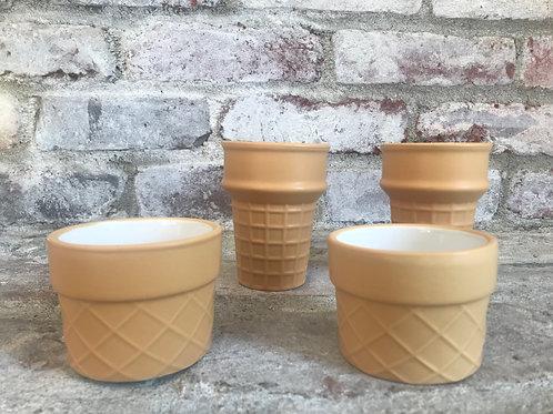 Ice Cream Cone Set Rental