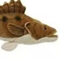 Walleye Fish Plush Rental