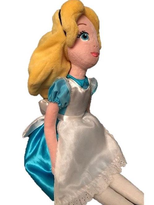 Alice Plush Doll Rental