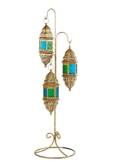 Moroccan Floor Lamp Rental