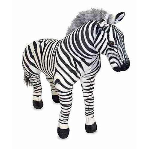 Zebra Stuffed Animal Rental