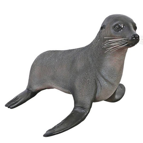 Baby Seal Statue Rental