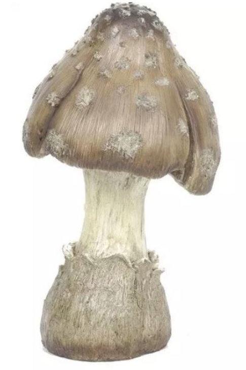 """Mushroom 13"""" Figurine Rental"""