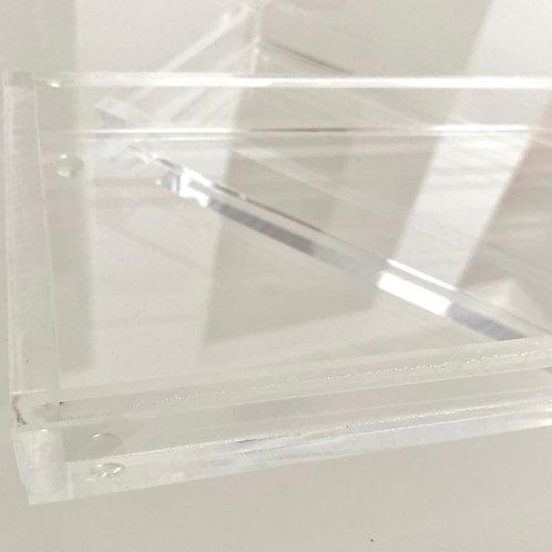 Slim Acrylic Tray Rental