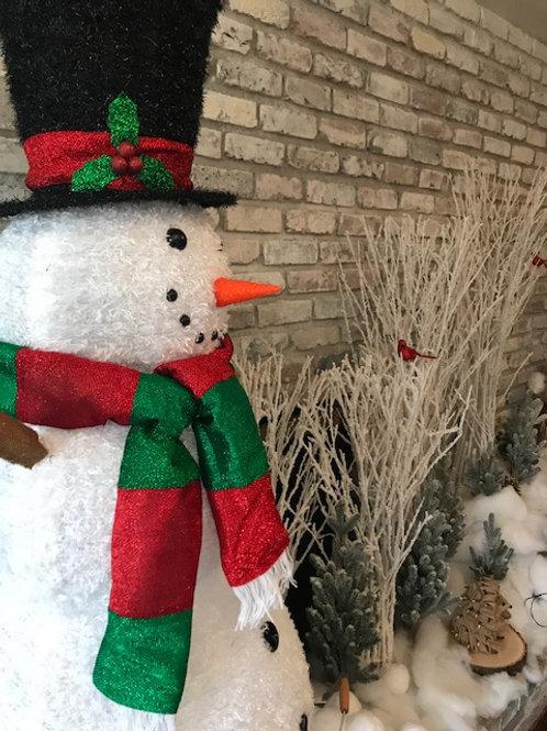Snowman Lit Pop-Up Rental