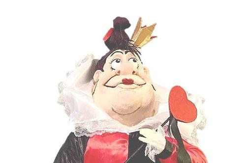 5ft Tall Queen of Hearts Prop Rental