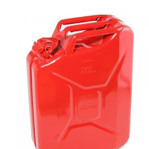Red Gas Can Rental