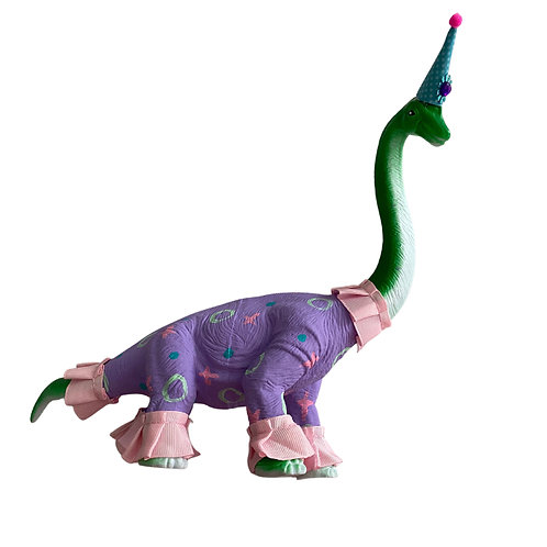 Birthday Dino Figurine Rental