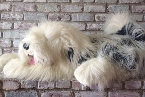 Giant Plush Shaggy Dog Rental