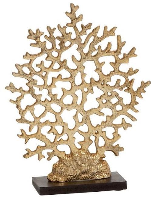 Coral Gold Aluminum - Rental