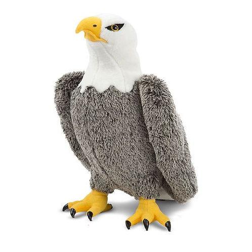 Bald Eagle Lifelike Stuffed Animal Rental