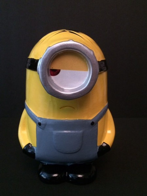 Stuart Minion Piggy Bank Rental