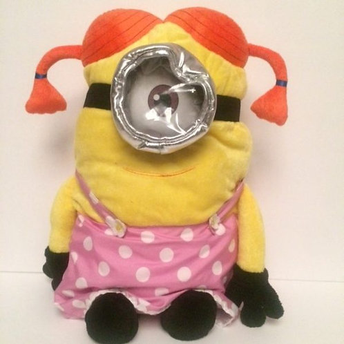 Girl Minion Plush Rental