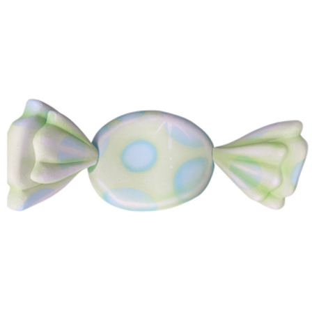Blue Polka Dot Candy Rental